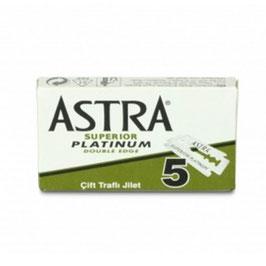 Rasierklingen ASTRA 5 Stück