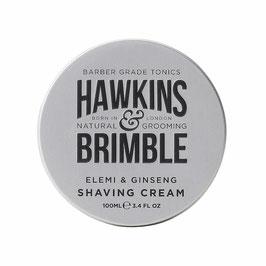 Hawking & Brimble Rasiercreme 100ml