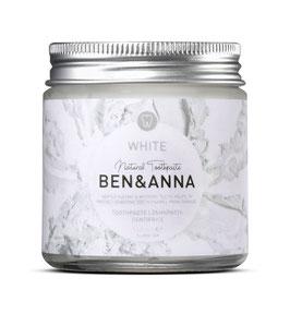 Ben&Anna Zahnpasta White 100ml