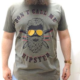 barTbaren T-Shirt Anti Hipster Swiss Edition
