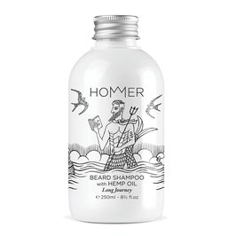 "HOMMER Beard Shampoo ""Long Journey"" 250ml"
