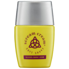ScreamCream® Soft Shave Rasieröl 15ml