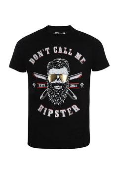 barTbaren T-Shirt Anti Hipster