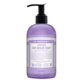 Dr. Bronner's Sugar Soap Lavendel 355ml