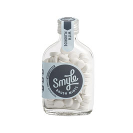 Smyle Brush Mints With Fluoride