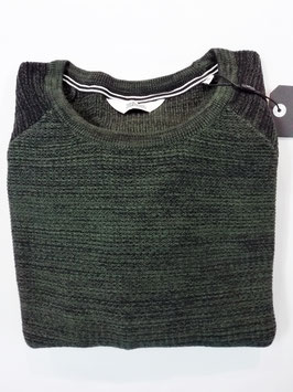 Jersey Frey O-neck (Green)- !Solid