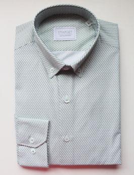 Camisa Abadia (Verde) - Stroget