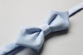 Pajarita PD - Blue baby  (PIEZA ÚNICA)