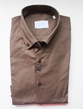 Camisa Basic Khaki - Stroget