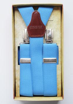 Tirantes Basic - Azul Maya