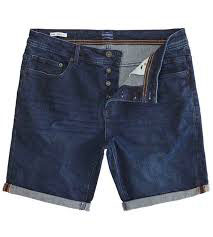 Bermuda Denim Ryder Blue - !Solid