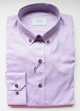 Camisa Basic Lila - Stroget