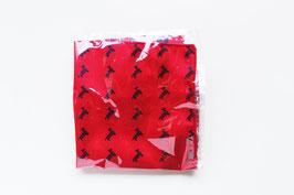 Pañuelo Perro Salchicha - Rojo