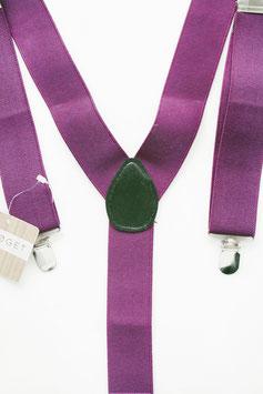Tirantes Basic Purple