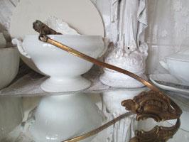 FRANCE Antiker zauberhafter großer Raffhalter Frankreich Brocante Vorhanghalter Haken 1900