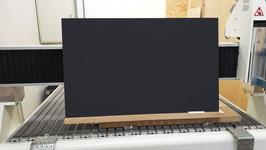 Magnetische Kreidetafel / Kreidetafel ohne sichtbaren Holzrahmen