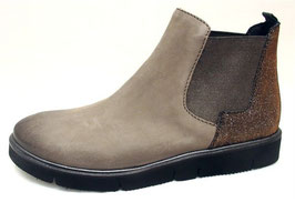 Donna Carolina Chelsea Boot Cruz stone
