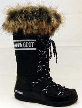 Moon Boot W.E. Monaco black