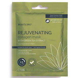 BeautyPro Rejuvenation Collagen Mask