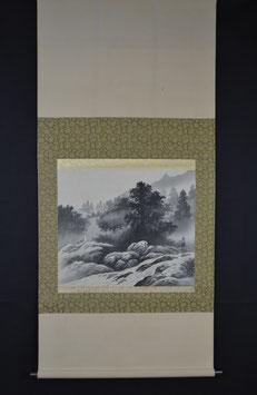 Bergfluss von Seiga