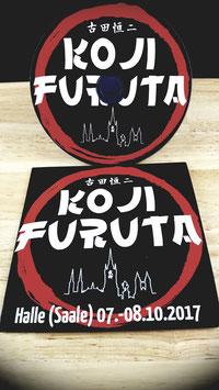 Die Taikai-DVD mit Koji Furuta & Shoshi Nakagawa