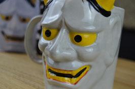 Hannya-Tasse aus Japan