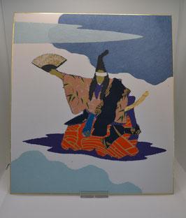 Samurai-Oshie Bild