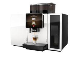 Franke Kaffeevollautomat A1000 inkl. Milchkühlschrank