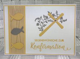 """Konfirmation/Kommunion """"Fische"""""""