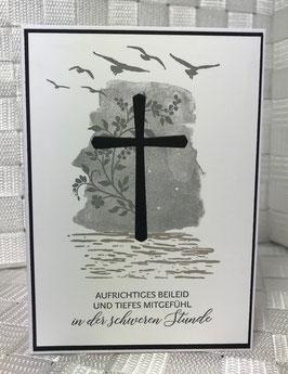"Trauer ""Kreuz"""