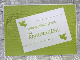 "Konfirmation/Kommunion ""Taube"""