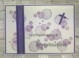 """Konfirmation/Kommunion """"kleines Kreuz"""""""