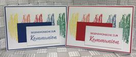 "Konfirmation/Kommunion ""Regenbogen"""