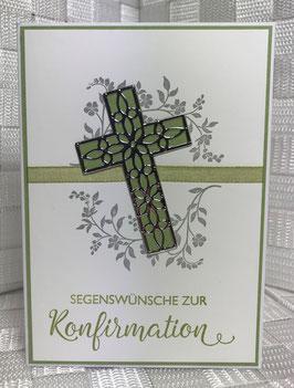 "Konfirmation/Kommunion ""Kreuz3"""