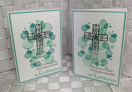 "Konfirmation/Kommunion ""Kreuz"""