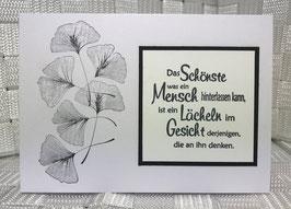 """Trauer """"Blätter"""""""
