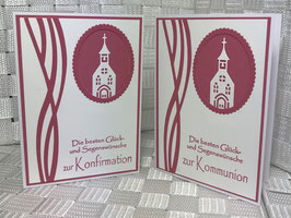 "Konfirmation/Kommunion ""Kirche"""