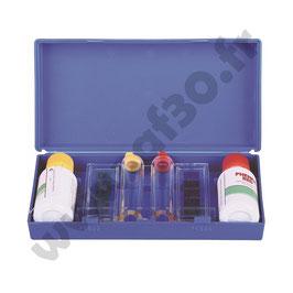 Trousse d'analyse chlore/pH