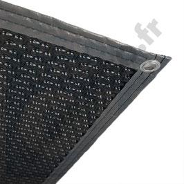 Bâche à Bulles 500 microns Noire Energy Guard- Modèles Piscines Ibiza (délais de fabrication communiqué par e-mail le stock ne nous permet pas de livrer en 8 jours en pleine saison)
