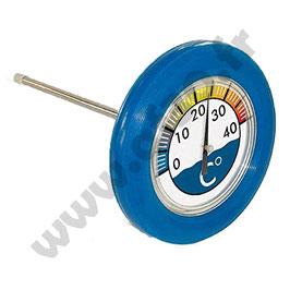 Thermomètre bouée flottant