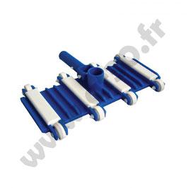 Tête De Balai béton flexible 8 roues