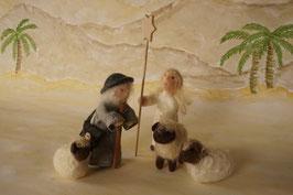 WunderFilzig Weihnachtskrippe Set 5