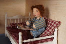 Biegepüppchen, Puppenhauspuppe