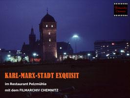 Filmvorführung - KARL-MARX-STADT EXQUISIT - private Filmschätze aus vier Jahrzehnten