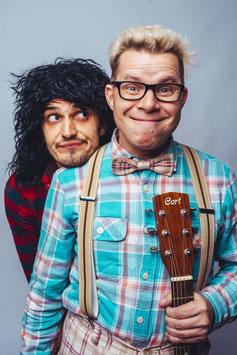 """""""Kokolores"""" - Chaos-Comedy mit den Brüdern Rudi und Kalle Mundwinkel"""