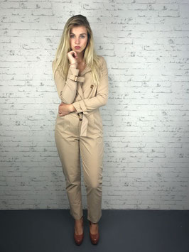 Jumpsuite Trench