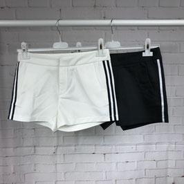 Short Black & White