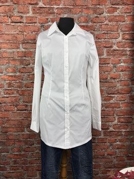 Langbluse White