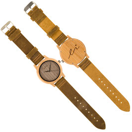 BySezen wood Watch nature