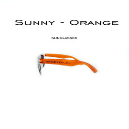 Sunny  - orange